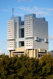 byggnadsdom-sovetov arkivfoto