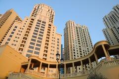 byggnadsdubai highrise Royaltyfri Bild