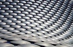 byggnadsengland moderna selfridges Arkivfoto