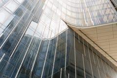 Byggnadsexponeringsglas Royaltyfria Foton