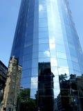 byggnadsexponeringsglaskontor Royaltyfri Fotografi