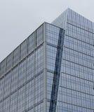 byggnadsexponeringsglaskontor Fotografering för Bildbyråer