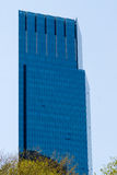 byggnadsexponeringsglaskontor Arkivbilder