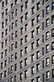 Byggnadsfönster Royaltyfri Foto