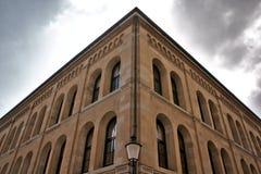 byggnadshörn Fotografering för Bildbyråer