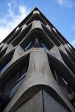 byggnadshörnkontor arkivfoton