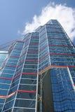 byggnadsingångskontor Royaltyfri Bild