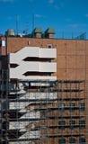 byggnadskonstruktion Royaltyfria Bilder