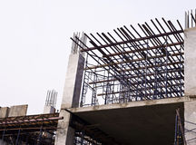 byggnadskonstruktion Arkivbilder