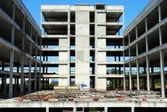 byggnadskonstruktion under Arkivbild