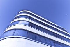 byggnadskontor Royaltyfri Fotografi