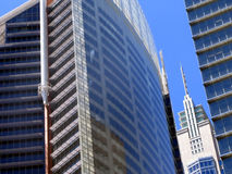 byggnadskontor sydney Arkivbild