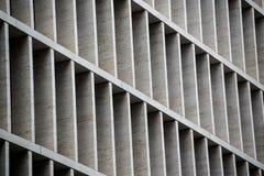 Byggnadskontorsfasad Arkivfoto