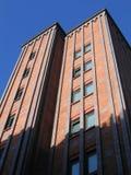 byggnadsliverpool modernt kontor Arkivbilder