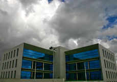 byggnadsmarina Arkivbild