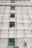 byggnadsscaffolds Royaltyfria Bilder