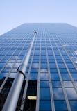byggnadsstad nya högväxt york Arkivbild