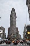 byggnadsstadsflatiron New York royaltyfri foto
