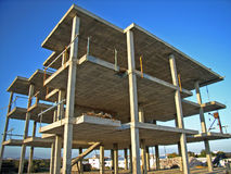 byggnadsstruktur royaltyfri bild