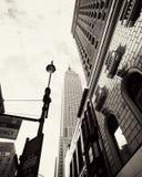 byggnadsväldemanhattan nytt tillstånd USA york Royaltyfri Fotografi