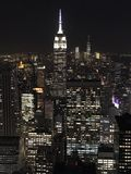 byggnadsväldemanhattan nytt tillstånd USA york Fotografering för Bildbyråer