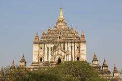 That Byin Nyu, Old Bagan, Myanmar (Burma) Stock Image