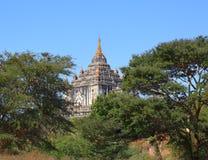 That Byin Nyu Temple in Bagan Stock Image