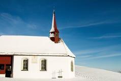 Bykapellet Fotografering för Bildbyråer