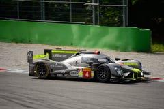 ByKolles участвуя в гонке испытание прототипа LMP1 на Монце Стоковые Фото
