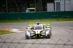 ByKolles som springer provet för prototyp LMP1 på Monza Arkivbilder
