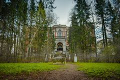 Bykovo, Manor in Bykovo royalty-vrije stock foto's