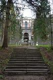 Bykovo, rezydencja ziemska w Bykovo zdjęcia stock