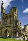 Byland Abbey Stock Image