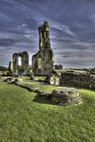 Byland Abbey, North Yorkshire, England Royalty Free Stock Image