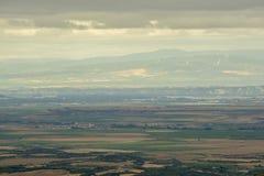 Byn av Ujue Arkivfoton