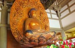 Byodo-in Buddha Lizenzfreie Stockfotografie