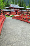 Byodo-In Buddhist Temple Royalty Free Stock Photography