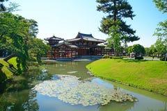 Byodo-in Buddhist temple, Uji, Japan Royalty Free Stock Photos