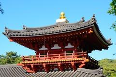 Byodo-in Buddhist temple, Uji, Japan Stock Image