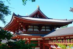 Byodo-in Buddhist temple, Uji, Japan Stock Photos