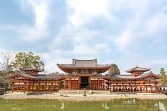 Byodo-en el templo Fotografía de archivo libre de regalías