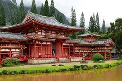 byodo Hawaii świątynia Obrazy Royalty Free