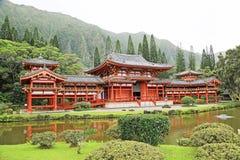 Byodo-i templet Arkivfoton