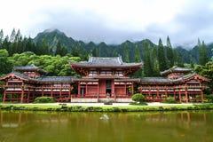 Byodo-i templet Arkivbilder