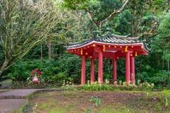 Byodo-im Tempel stockbilder