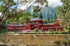 Byodo-im Tempel lizenzfreies stockfoto