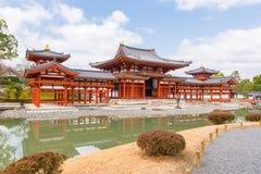 Byodo-im Tempel Kyoto, Japan stockbild