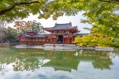 Byodo-no templo imagem de stock royalty free