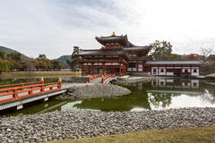 Byodo-no templo fotografia de stock