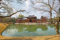 Byodo-no templo japão Imagens de Stock
